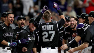 Mike Rice - Story's Walk-off HR Caps Rockies Wild Win Over Orioles, 8-6