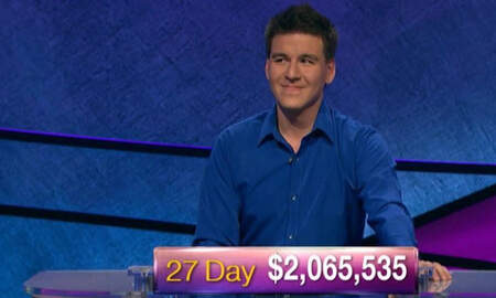 National News - Jeopardy! Champ James Holzhauer Surpasses $2 Million In Total Winnings