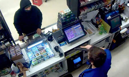 National News - Armed Store Clerk Stops Robbery, Gets Fired For Having A Gun