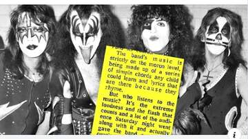 JT - Kiss Received A Scathing Concert Review 45 Years Ago!