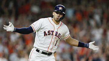 Houston Sports News - Correa's Walk Off Lifts Astros Over Red Sox 4-3