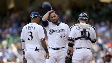 Brewers - Phillies slug four home runs, defeat Brewers 7-2 Saturday