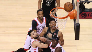 Bucks - Bucks collapse in Game 6; eliminated by Raptors 100-94