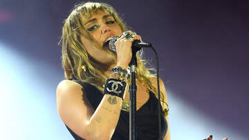Entertainment News - Watch Miley Cyrus Premiere Three New Songs At BBC Radio 1's Big Weekend