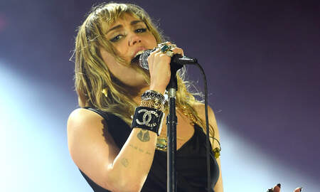 Trending - Watch Miley Cyrus Premiere Three New Songs At BBC Radio 1's Big Weekend