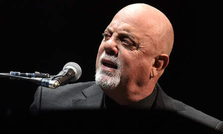 Rock News - Billy Joel & Jason Bonham Play Led Zeppelin Classics In Philadelphia: Watch