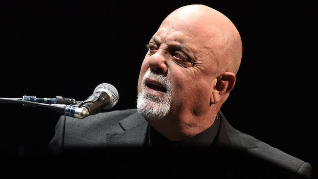 Billy Joel Performs In Orlando