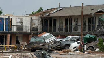 KTOK TOP STORIES - Photos: El Reno Tornado Damage