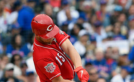 Lance McAlister - Reds take series from Cubs, break Sunday hex!