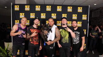 BFD (414) - Bad Wolves BFD 2019 Meet and Greet