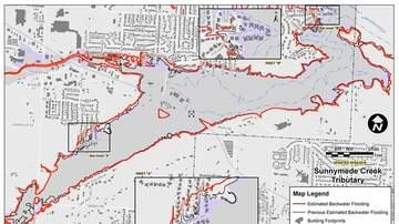 Fort Smith Weather - Updated Flood Potential Maps of Fort Smith - 5.26.19