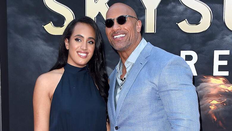 Dwayne Johnson Shares Very Proud Moment As Daughter