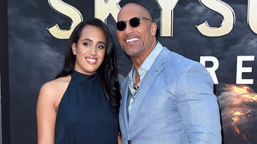 iHeartRadio Music News - Dwayne Johnson Shares 'Very Proud' Moment As Daughter Graduates High School
