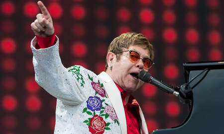 Rock News - Elton John Defends Ellen Degeneres' Friendship With George W. Bush