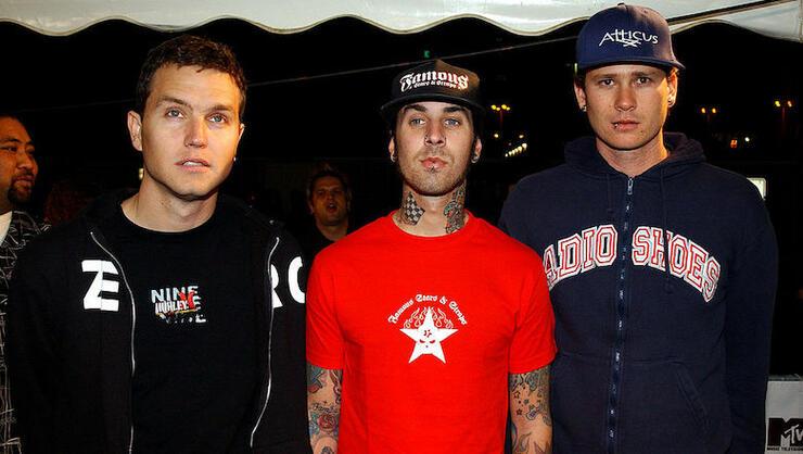 Celebs Attend MTV Europe Music Awards