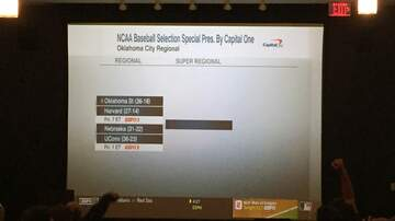 Baseball - UConn Baseball headed to OKC for NCAA's