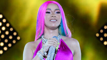 Ambie Renee - [LISTEN/WATCH] Cardi B Announces Release Date of Press