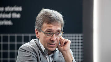 Armstrong and Getty - Headed Towards Unprecedented Times.  Ian Bremmer talks to A&G