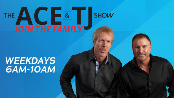 Wake up with Ace & TJ on 103X