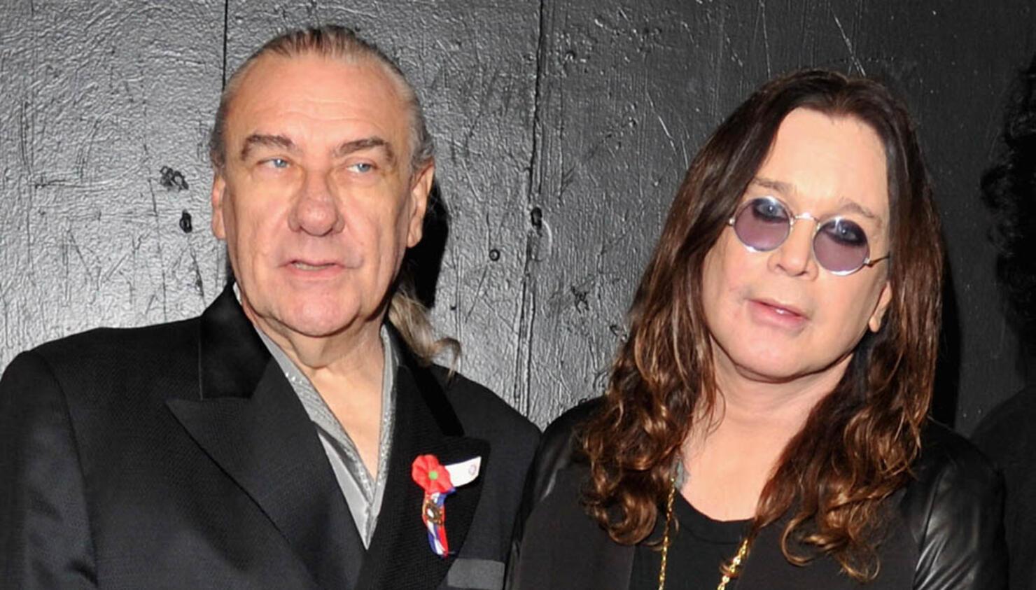 Black Sabbath Reunion Press Conference