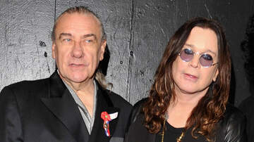 Maria Milito - Ozzy Osbourne Hopes Black Sabbath Can Play One More Show With Bill Ward