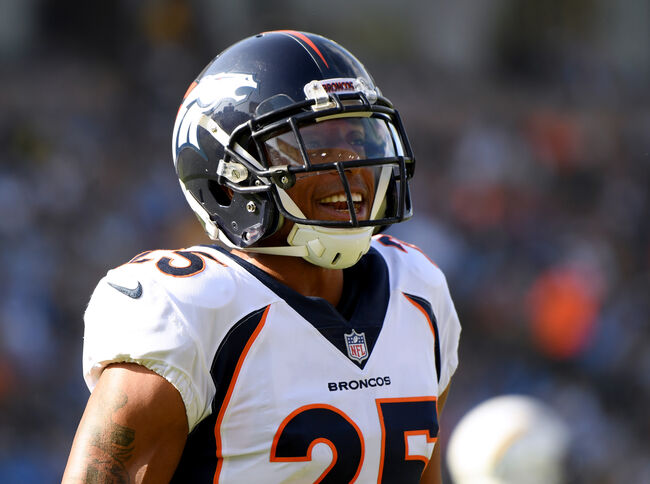 Chris Harris Jr. - Harry How/Getty Images