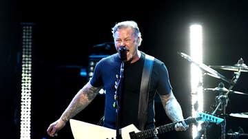 Derek Moore - Watch James Hetfield Sing Motorhead While Driving
