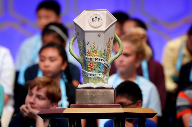 Students Compete In Annual National Scripps Spelling Bee