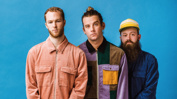 """New Music Discovery - ALT 98.7 New Music Discovery: Judah & The Lion """"Why Did You Run"""""""