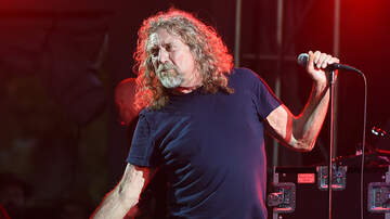 Ken Dashow - Robert Plant Is Launching A Podcast Next Month