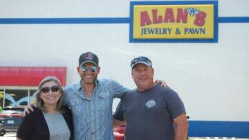 The Eddie Foxx Show - Hometown Tour Stop #6 at Alan's Jewelry and Pawn with Hit The Pit BBQ.