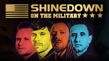 None - Join Us For Shinedown On The Military!