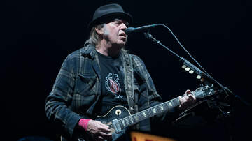 Jonathan 'JC' Clarke - Neil Young Keeps Playing After Festival Cuts Power For Breaking Curfew
