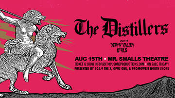 None - The Distillers w/ Special Guest Death Valley Girls