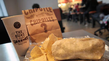 None - Chipolte Will Be Giving Out Free Burritos During The Finals...