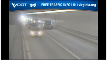 Steve - Heading To The Beach? Here's what happens if there's a crash in the HRBT