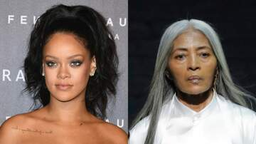 The Morning Madhouse - Rihanna Casts 67-Year-Old Model In Fenty Campaign