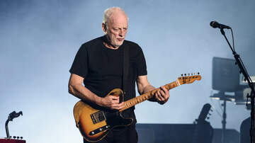 Maria Milito - David Gilmour Launching Podcast Ahead Of June Guitar Auction