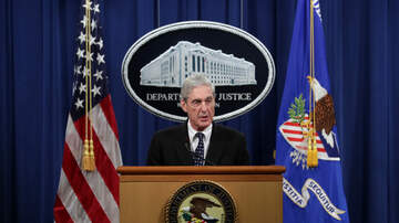Breaking News - Mueller Formally Steps Down As Special Counsel