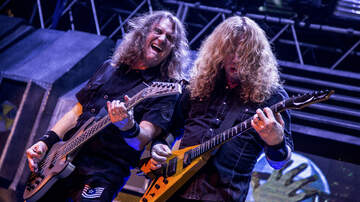 Corey Rotic - Megadeth's Ellefson holding it down during Mustaine's cancer treatment.