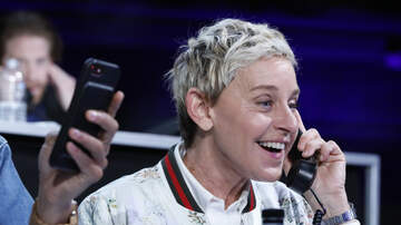 Rach On The Radio - Ellen DeGeneres Is Filming A Segment In Philly And She TOTALLY Gets It...