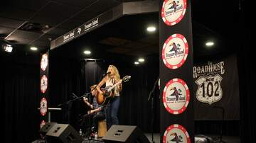 The K102 Roadhouse - PHOTOS: Stephanie Quayle in the K102 Roadhouse