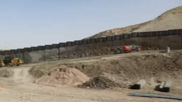 Politics - New Mexico City Issues Cease-And-Desist Order To Border Wall Builders