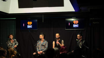 Photos - Marianas Trench Stopped By The Performance Lounge