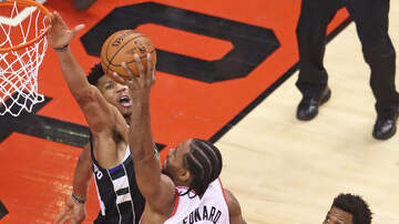 Mike 'Lubie' Lubitz - Lubie's Law - Kawhi Carries Toronto Raptors to History!