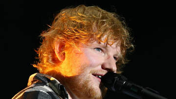 Shannon's Dirty on the :30 - Ed Sheeran Wants An All-Male Lady Marmalade