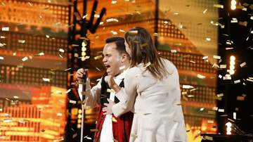 Monsters - KODI LEE on AMERICA'S GOT TALENT!!