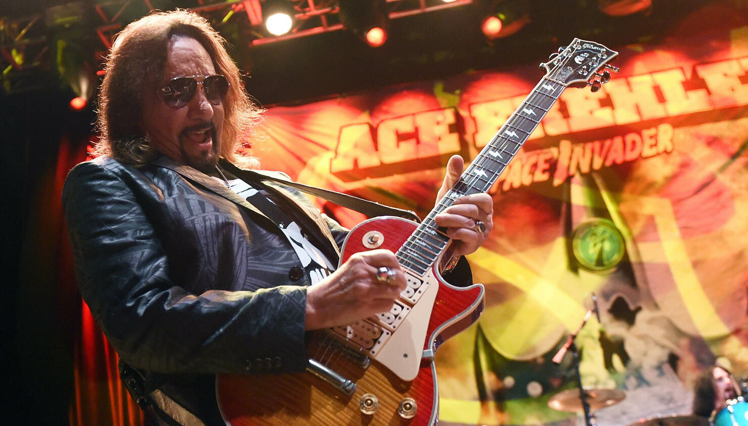 Ace Frehley And Lita Ford In Concert At Brooklyn Bowl Las Vegas