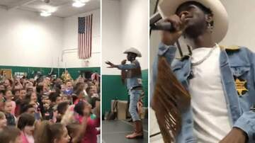 Cruz - Elementary Students Get LIT to Lil Nas X
