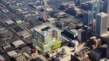 #iHeartPhoenix - 'X Phoenix' Building New Combined 20-Story Apartment, Office & Retail Space